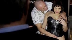 Estrelas porno animam segundo dia do Eros Porto