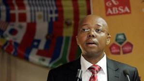 FIFA suspende ex-responsável sul-africano por cinco anos