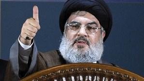 Hezbollah promete apoiar Síria até derrota dos jihadistas