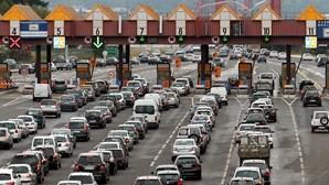 Mais 5130 carros por dia nas pontes