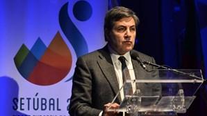 Fernando Gomes saúda Cova da Piedade
