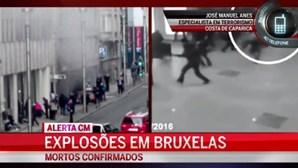 Especialista em terrorismo comenta ataques de Bruxelas