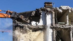 Casa demolida por erro do Google Maps