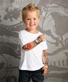 Marca de roupa TotTude deixa crianças tatuadas com nova coleção
