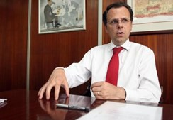 Paulo Nunes de Almeida, presidente da Associação Empresarial de Portugal