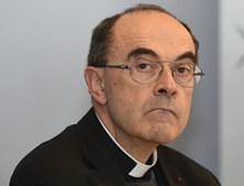O cardeal francês nega ter ocultado qualquer ato de pedofilia
