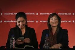 Joana Mortágua e Catarina Martins