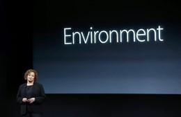 Lisa Jackson, vice-presidente para as questões do Ambiente