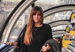 Serena Saracino tinha 23 anos e era estudante de Farmácia na Universidade de Turim