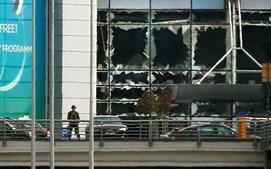 Explosões no aeroporto aconteceram por volta das 8 da manhã