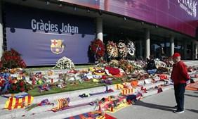 Memorial ao jogador holandês