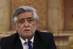 Luís Amado, durante a sua audição na Comissão Parlamentar de Inquérito ao Banif