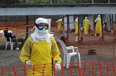 Ébola: Duas pessoas contaminadas na Guiné Conacri