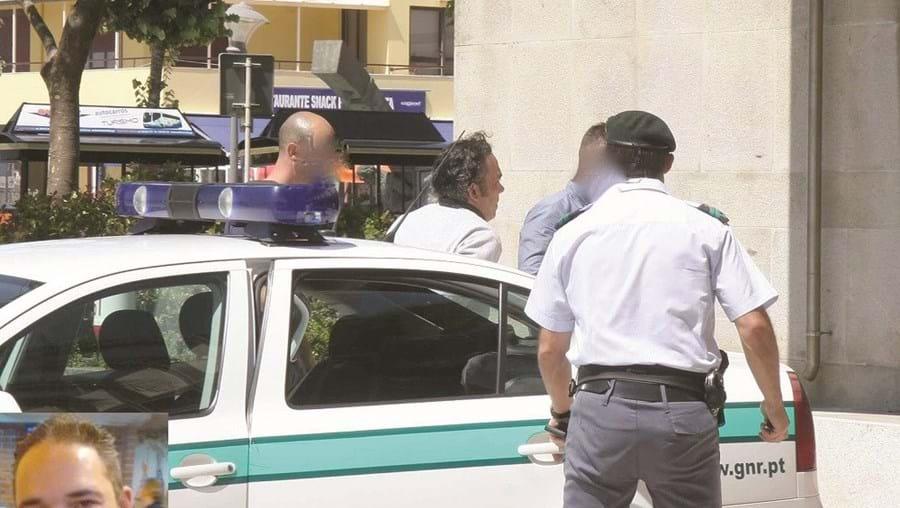 Valdemar Castro levado a tribunal após burla. 'Burlão das notas de 50'(foto pequena) enganou uma centena de comerciantes