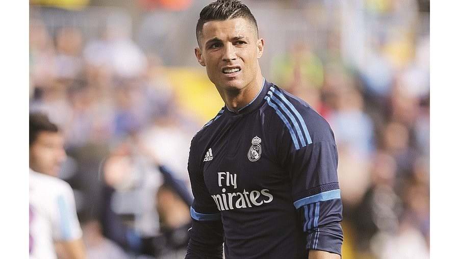 Rendimento de Cristiano Ronaldo está a baixar, revelam os números