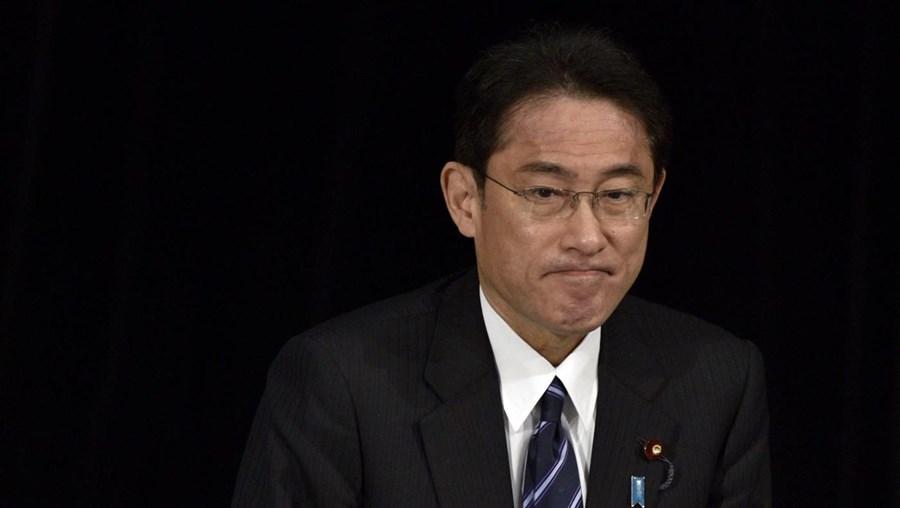 Fumio Kishida, ministro dos Negócios Estrangeiros do Japão