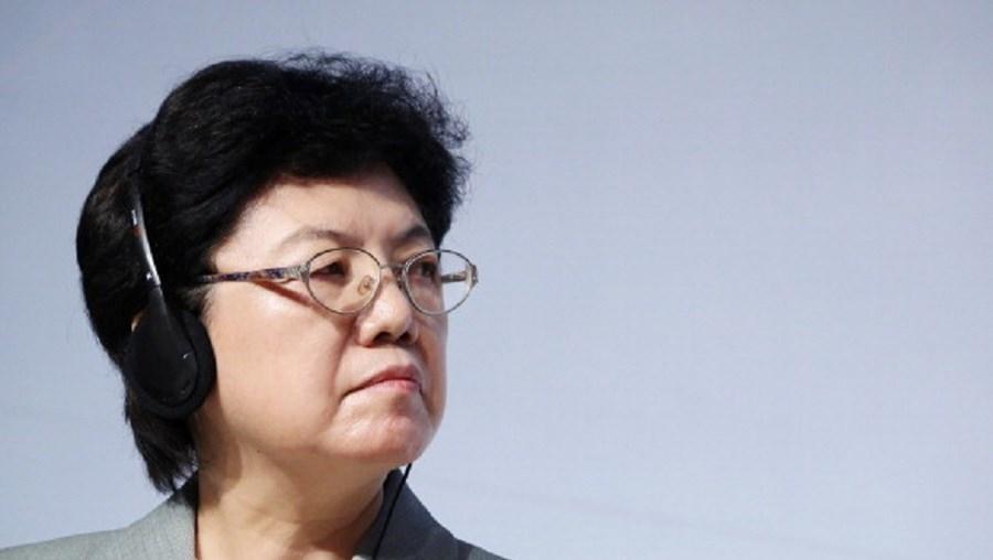 Li Bin, diretora da Comissão Nacional da Saúde e Planeamento Familiar,