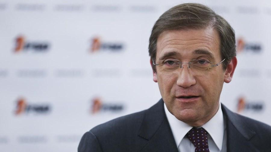 Passos Coelho, presidente do PSD