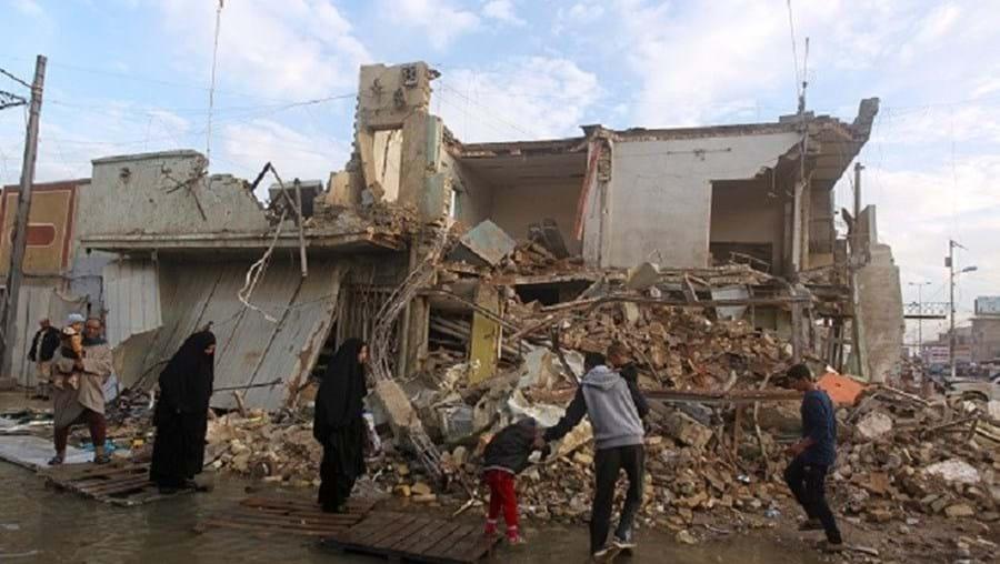 Em janeiro, refere a UNAMI, 849 pessoas morreram e 1.450 ficaram feridas
