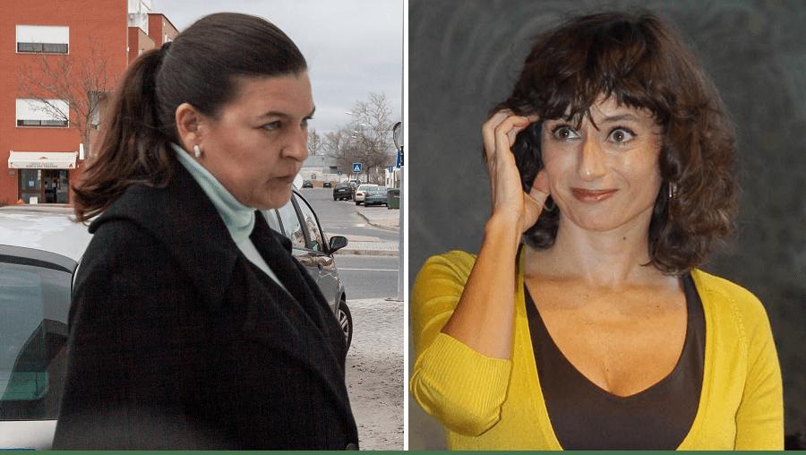 Sofia Fava (à esquerda) é ex-mulher e mãe dos dois filhos de José Sócrates. Apesar de divorciados há muitos anos, mantêm uma boa relação. Fernanda Câncio é jornalista e ex-namorada do antigo primeiro-ministro