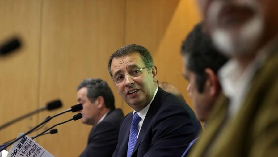 """António José Seguro apresentou o seu livro """"A Reforma do Parlamento Português"""""""