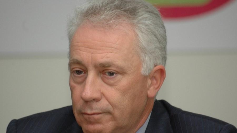 Governador do Banco de Portugal Carlos Costa