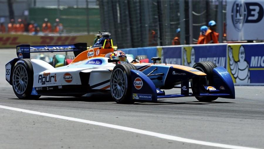 Félix da Costa forçado a desistir da corrida mexicana do Mundial de Fórmula E