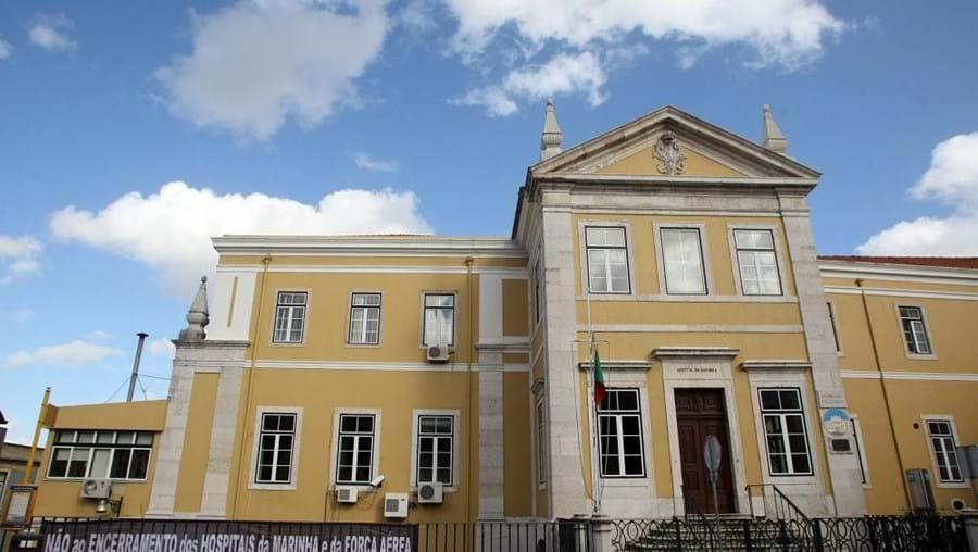 O preço-base de licitação do antigo Hospital da Marinha, em Lisboa é de 12 milhões de euros