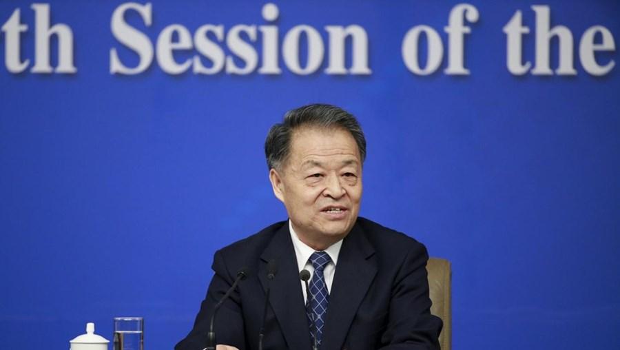 O ministro dos Transportes chinês, Yang Chuantang