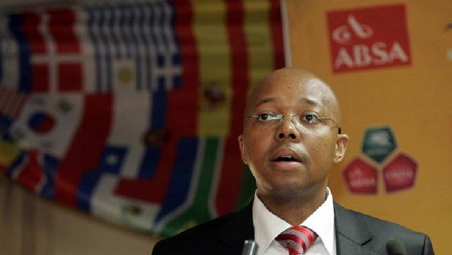 Leslie Sedibe foi diretor-executivo da Associação Sul-Africana de Futebol durante um ano