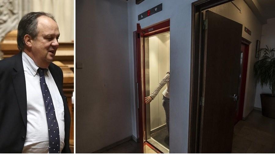 Ministro diz que a vítima dormia nas escadas
