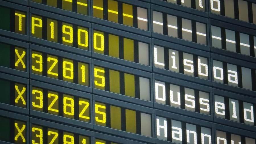 Mais controlo nos aeroportos portugueses