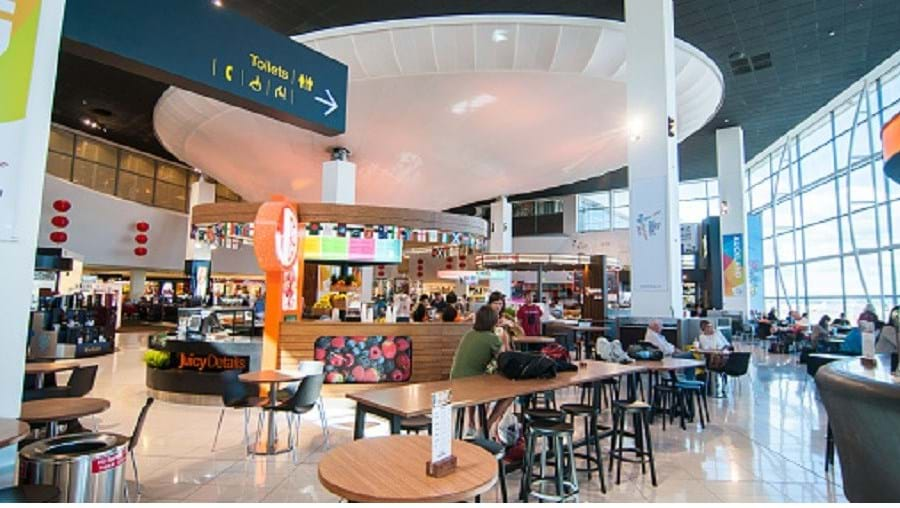 Insólito ocorreu no aeroporto de Auckland