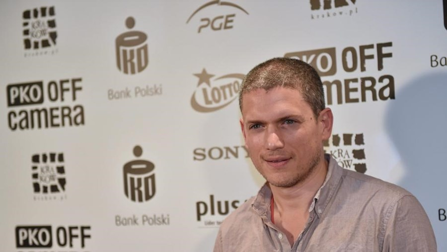 Wentworth Miller, da série Prison Break