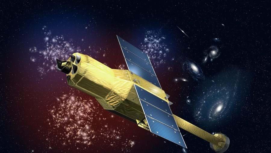 O Astro-H é o satélite mais pesado lançado até hoje pelo Japão