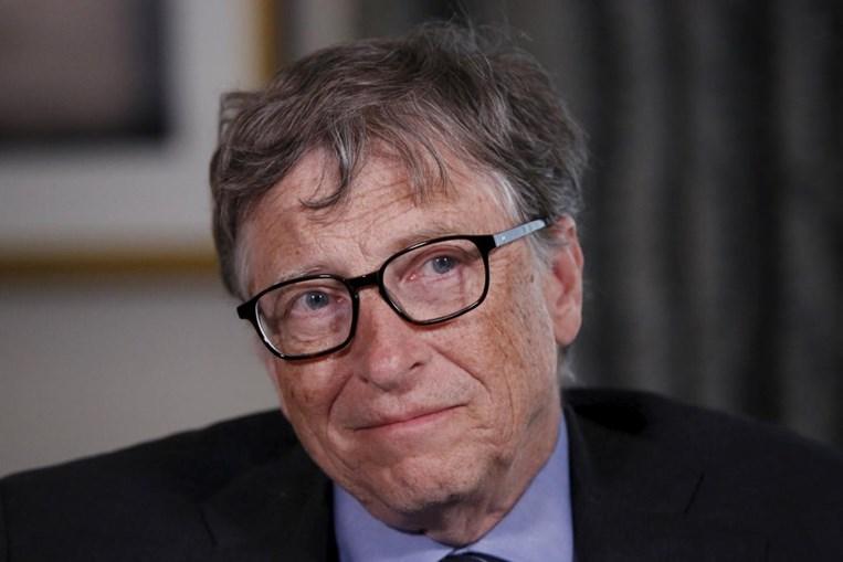 Bill Gates, fundador da Microsoft, é o primeiro da lista. Tem uma fortuna de 69 mil milhões de euros