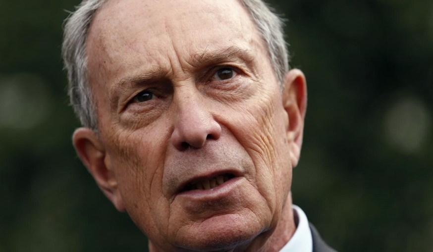 Michael Bloomberg, CEO da Bloomberg L.P
