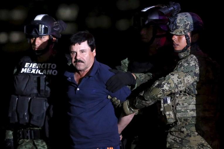 El Chapo foi recapturado em janeiro