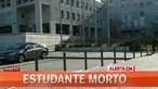 CMTV na faculdade em que esteve o estudante morto
