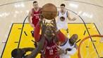 Warriors vencem Houston Rockets