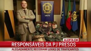 Chefes da Polícia Judiciária presos