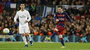 """""""Messi não é humano, Ronaldo é o melhor dos humanos"""""""