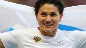 Campeã olímpica do martelo suspensa por doping