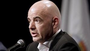 """Gianni Infantino nega ter cometido """"qualquer ilegalidade"""""""