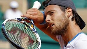 João Sousa desce ao 100.º lugar do 'ranking' ATP
