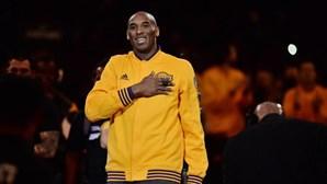 Um dia depois do adeus, homenagens dos famosos à estrela da NBA Kobe Bryant multiplicam-se