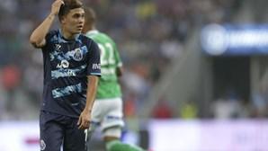 Quintero de regresso ao FC Porto