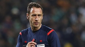 Artur Soares Dias é o árbitro escolhido para final da Taça de Portugal