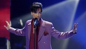 Prince passou quatro vezes por Portugal