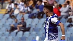 FC Porto garante terceiro lugar da I Liga